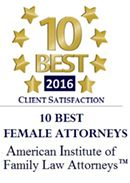 10 Best Female Attorneys 2016